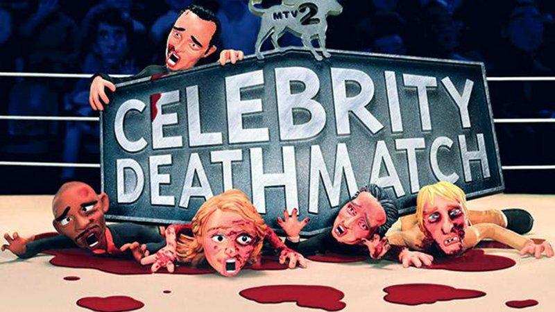 MTV annuncia il ritorno di Celebrity Deathmatch! thumbnail