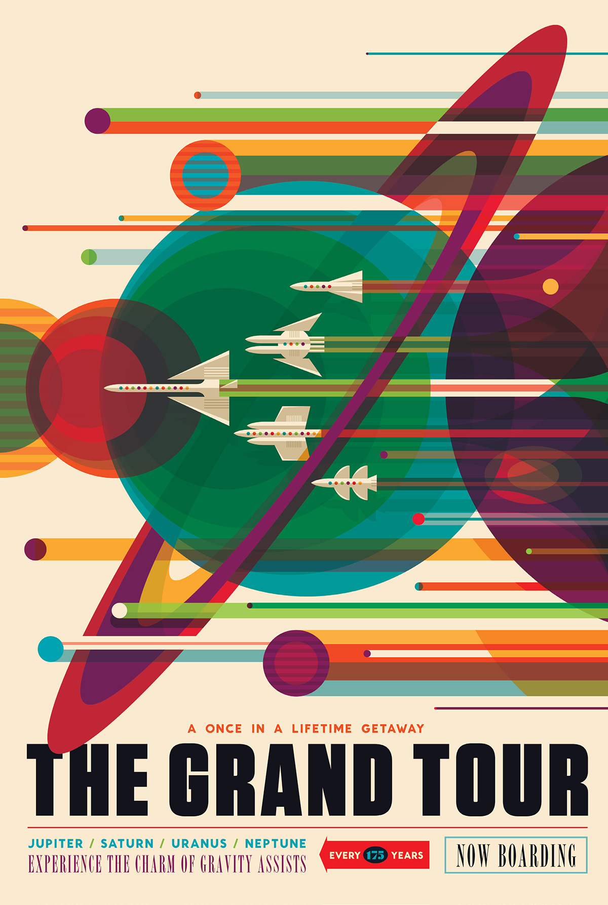 Voyager 2: ultima tappa del Grand Tour thumbnail