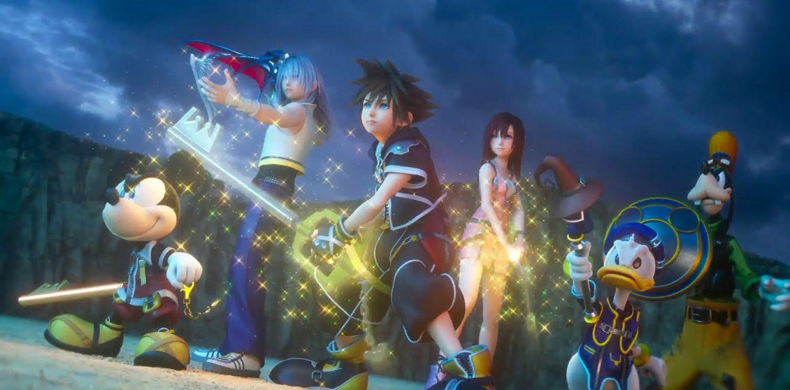 Nuovo opening trailer di Kingdom Hearts 3 thumbnail