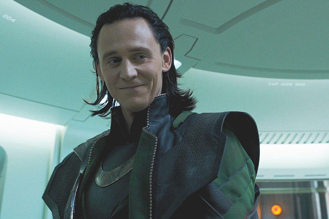 Tom Hiddleston interpreterà Loki nella serie tv, è confermato thumbnail