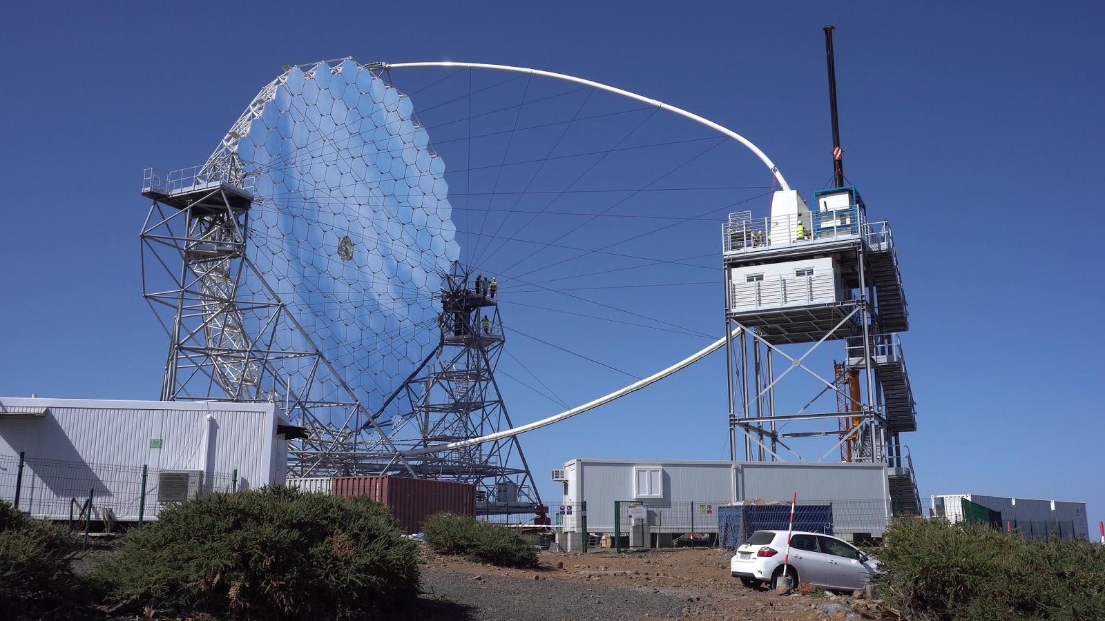 Large-Sized Telescope: il prototipo e i primi dati thumbnail