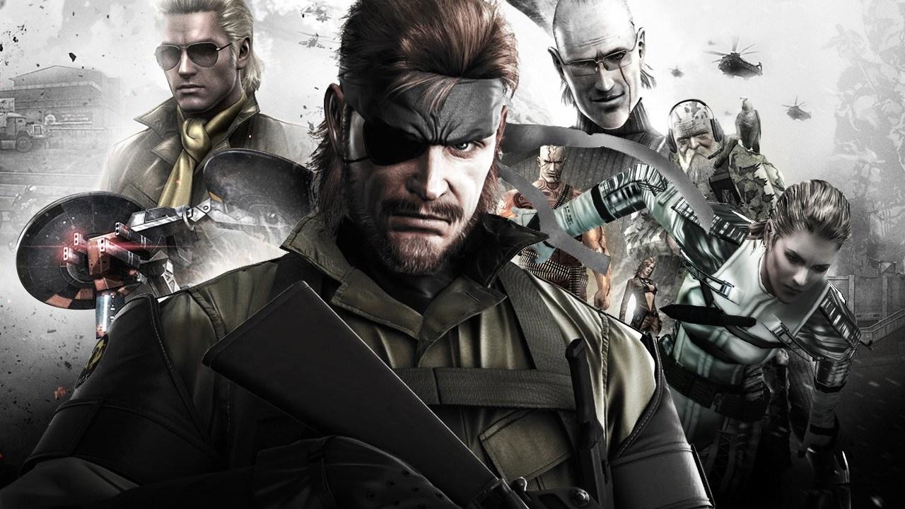 In arrivo il gioco da tavolo di Metal Gear Solid thumbnail