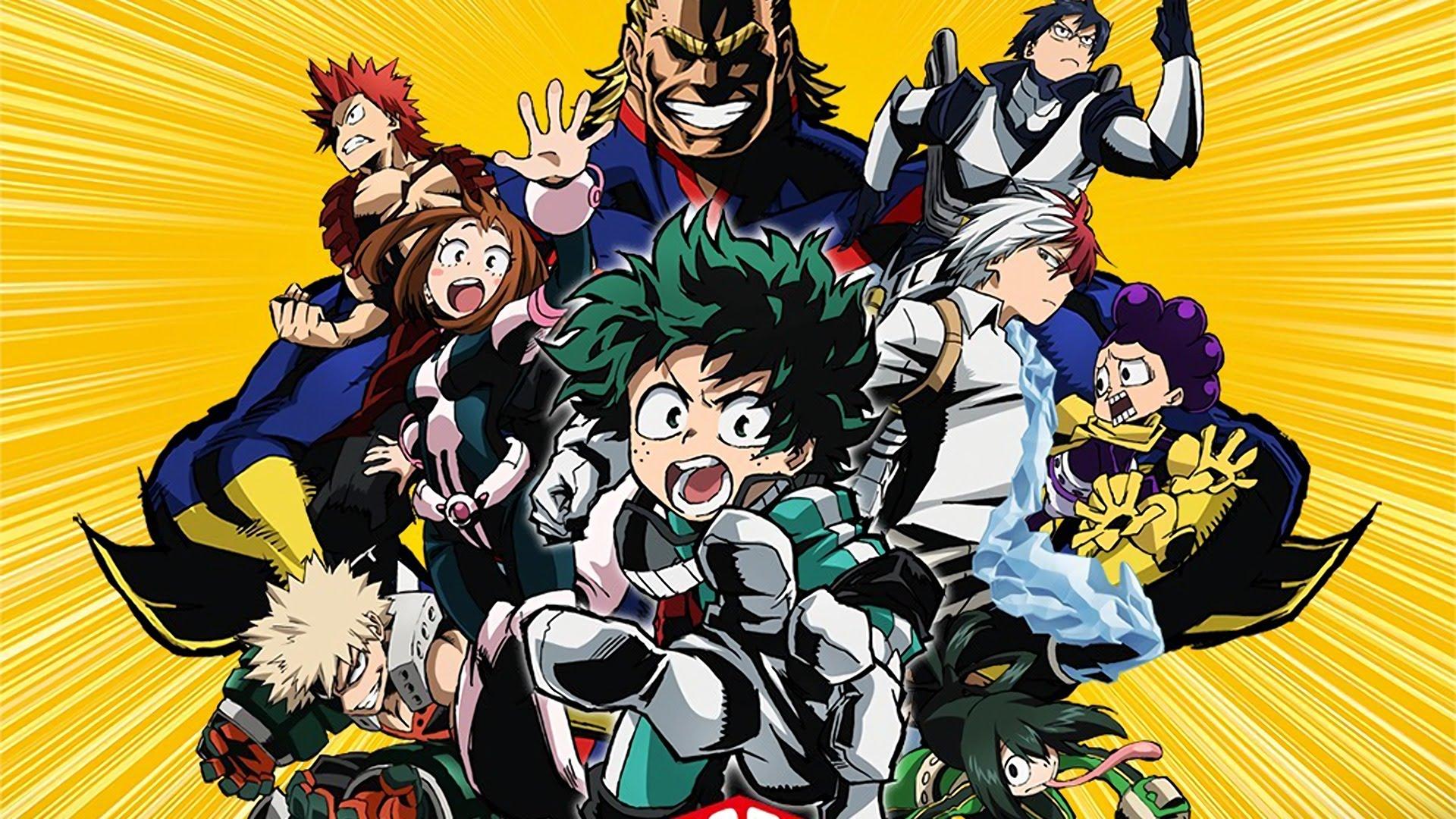 My Hero Academia: arriva l'adattamento teatrale thumbnail