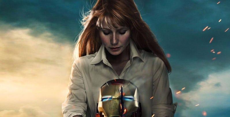 Donne Marvel alla Riscossa: Pepper Potts in Armatura in Avengers 4 thumbnail