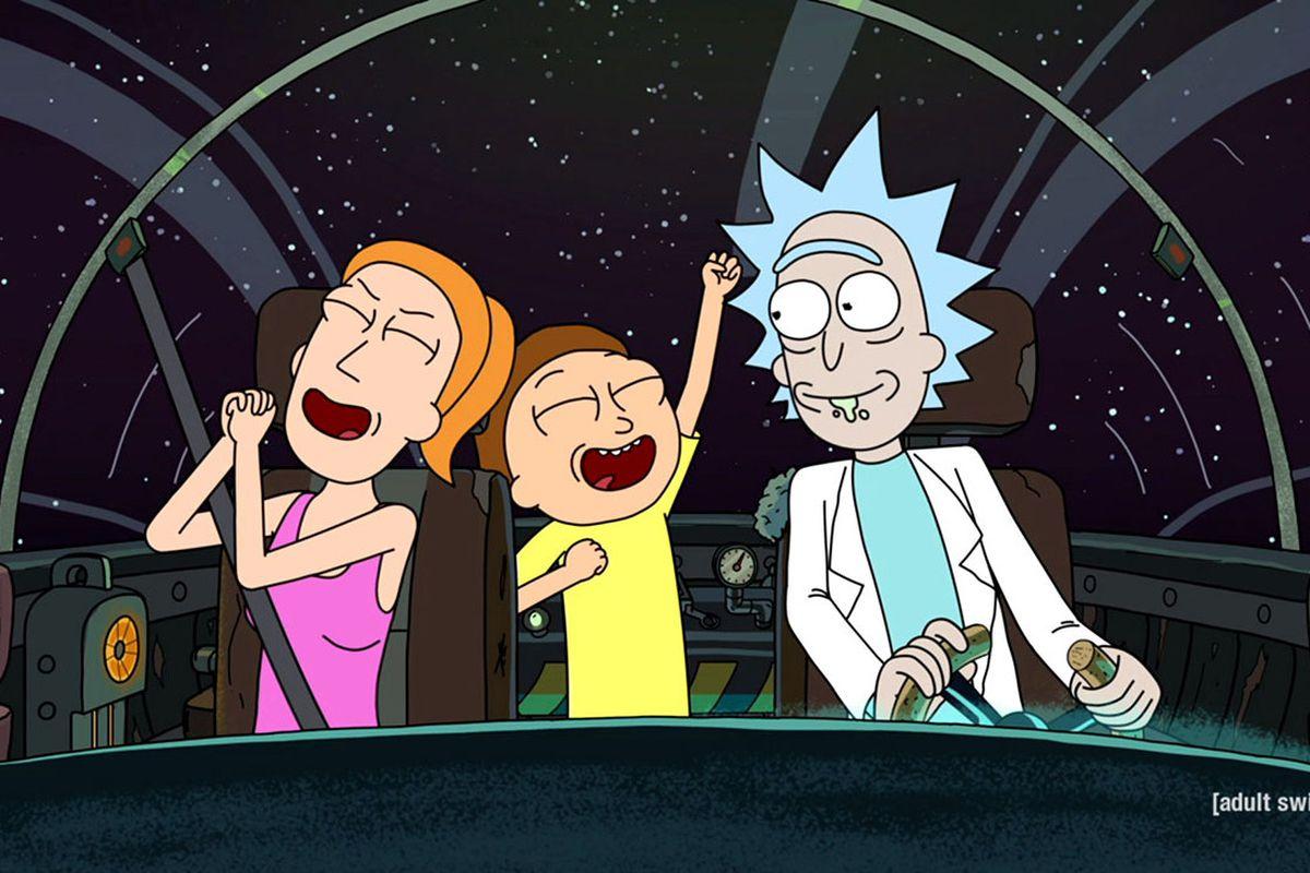 Rivelata la data del ritorno di Rick and Morty thumbnail