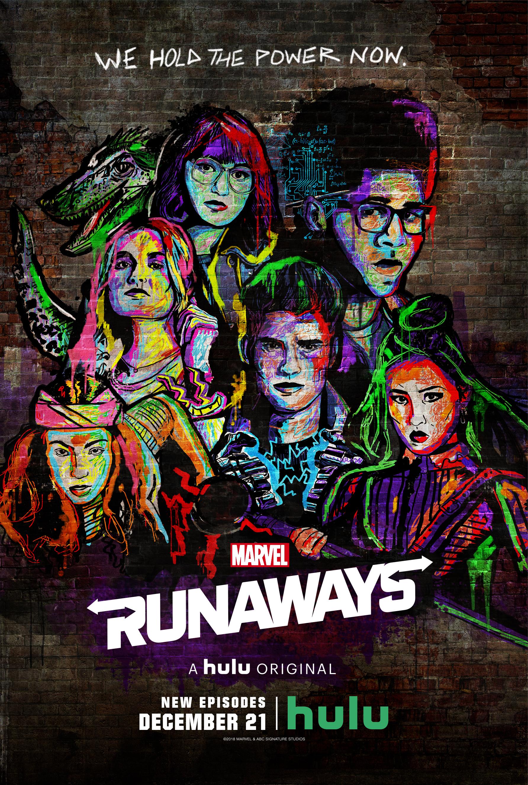 Marvel's Runaways: il trailer della seconda stagione thumbnail