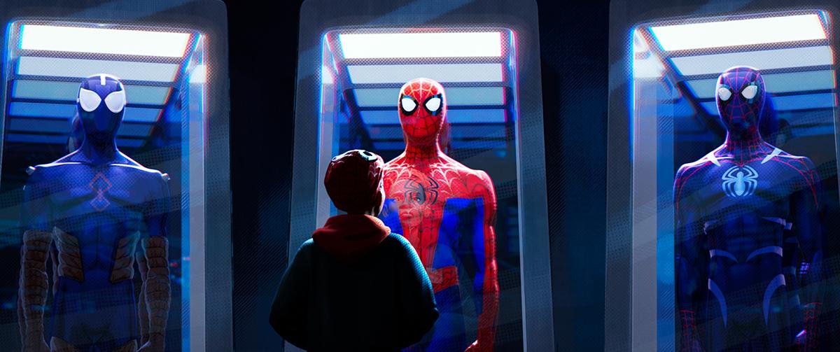 Spider-Man: Un nuovo universo in home video dal 10 aprile thumbnail