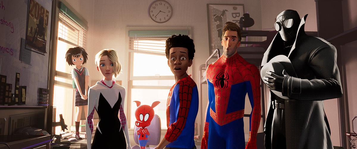Spider-Man: Un nuovo universo: potrebbero arrivare serie spin-off? thumbnail
