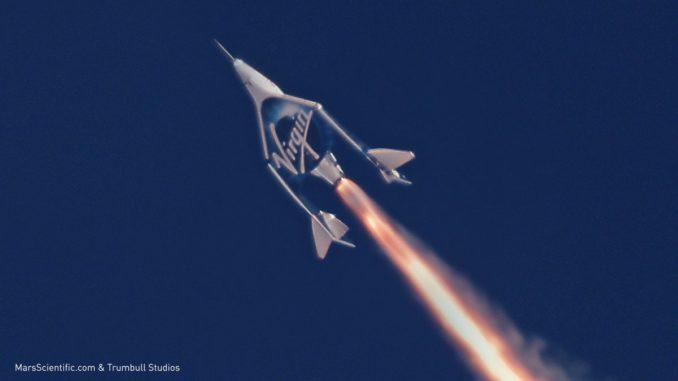 Il Regalo di Natale di Richard Branson: Via al Turismo Spaziale Entro Fine Mese thumbnail