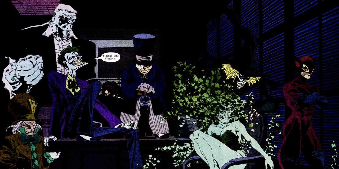 Batman: Il lungo Halloween diventerà un film di animazione in due parti? thumbnail