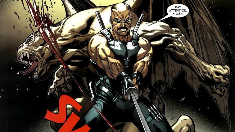 Blade si unisce agli Avengers thumbnail