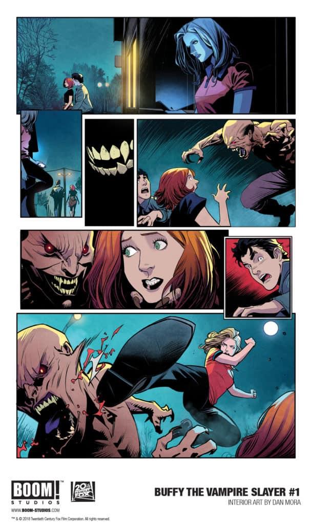 Non ancora distribuito e già sold out il primo numero di Buffy thumbnail