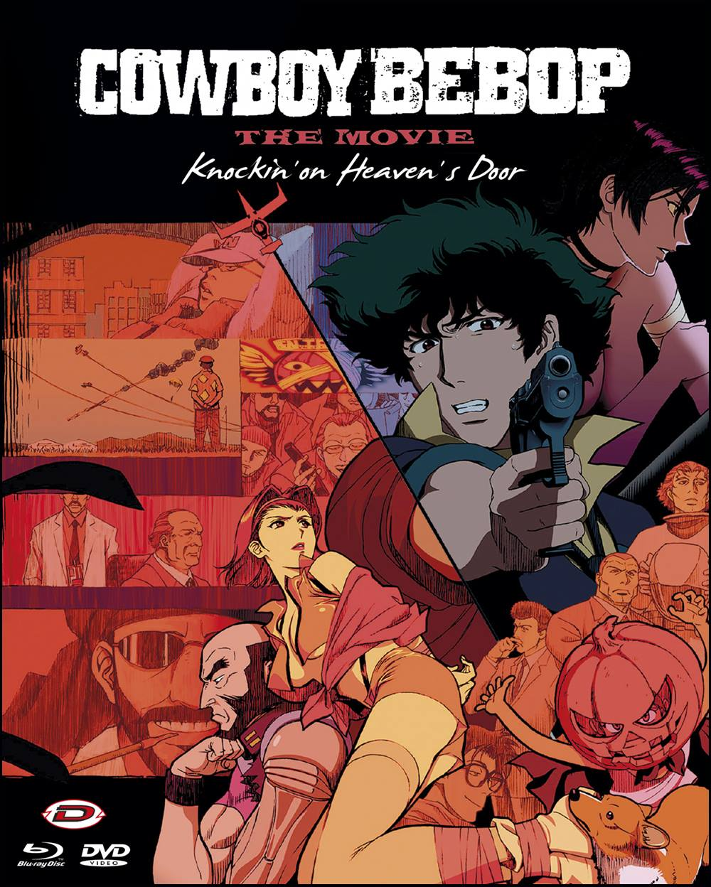 Dynit annuncia la nuova distribuzione di Cowboy Bebop - Knockin'on Heaven's Door thumbnail