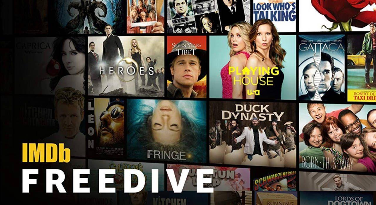 IMDb Freedive, il nuovo servizio di streaming gratuito di Amazon thumbnail