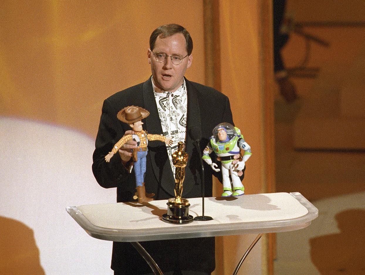 Il ritorno di John Lasseter con Skydance Animation thumbnail