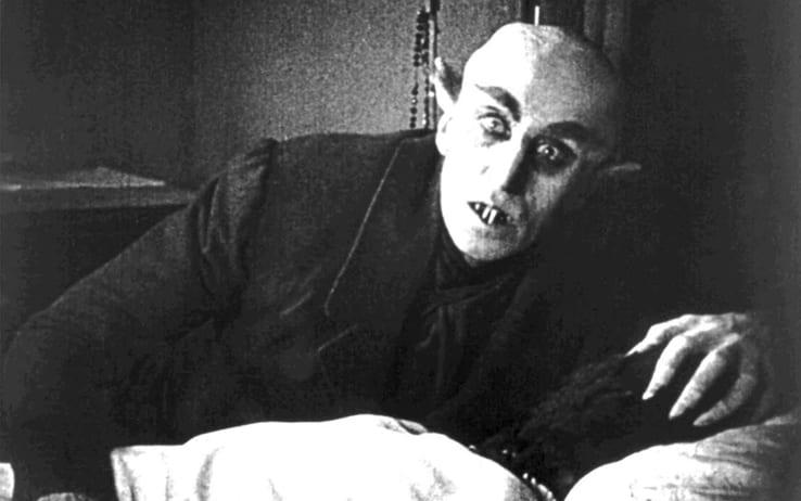 E' uscita una versione a fumetti di Nosferatu il vampiro! thumbnail
