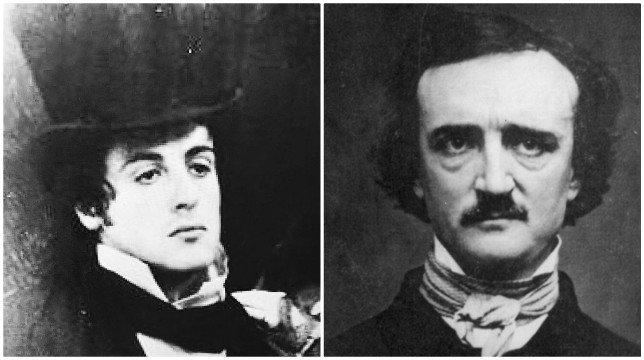 Sylvester Stallone torna a parlare del biopic su Edgar Allan Poe thumbnail