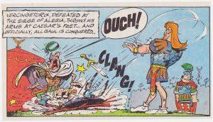Asterix, Panini