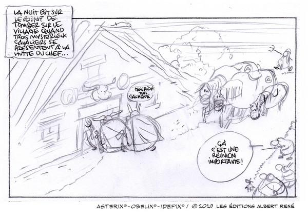 Panini presenta il nuovo volume di Asterix thumbnail