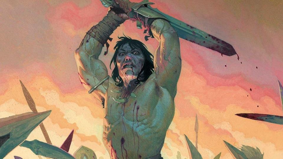 La leggenda di Conan il barbaro rinasce grazie a Marvel thumbnail