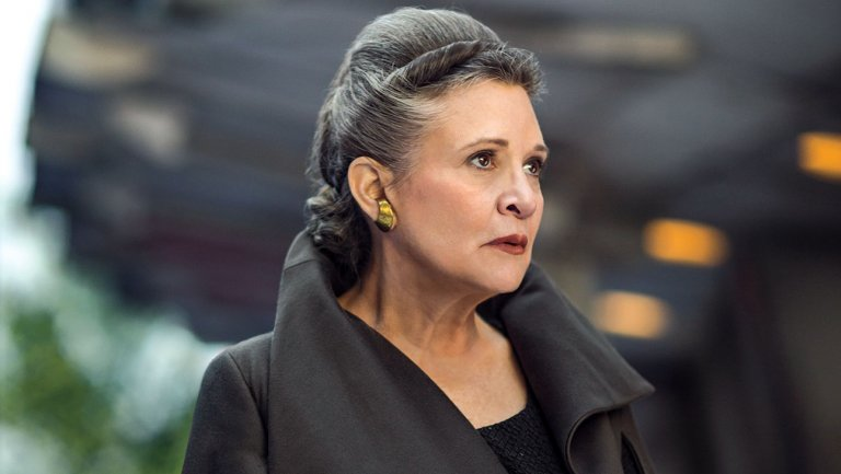 Carrie Fisher presente in Star Wars: Episodio IX? thumbnail