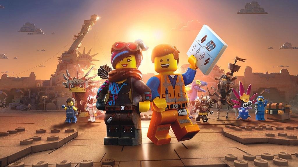 The LEGO Movie 2: a Londra un bar per un caffè con Chris Pratt thumbnail