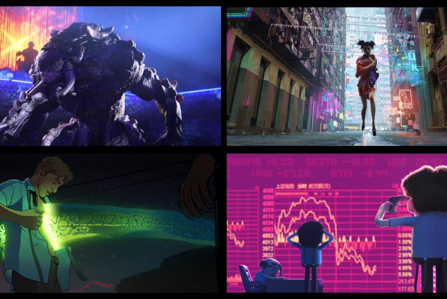 'Love, Death, and Robots' , la nuova serie di Fincher e Miller per Netflix thumbnail