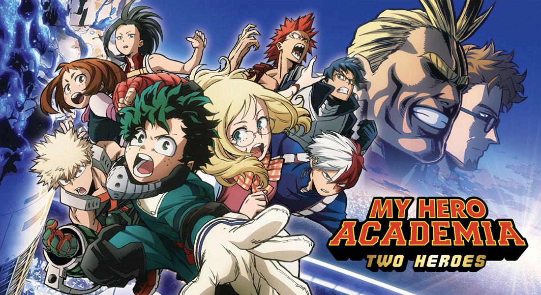 Il film di My Hero Academia nei cinema il prossimo marzo thumbnail
