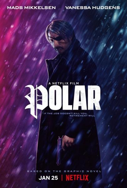 Polar: Mads Mikkelsen è uno spietato assassino nel trailer del film thumbnail