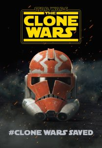 Star Wars:The Clone Wars, serie animata