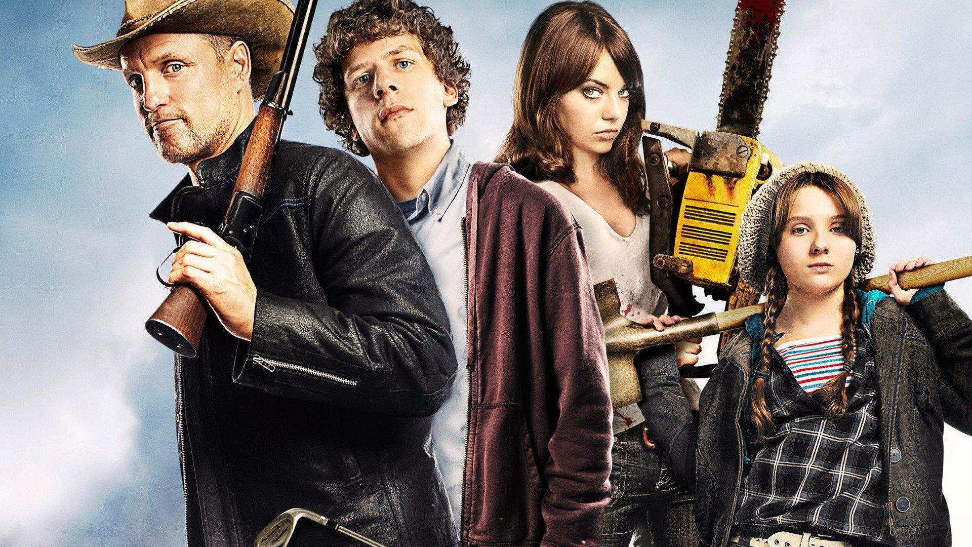 Zombieland - Double Tap: il poster e i nuovi dettagli sulla trama thumbnail