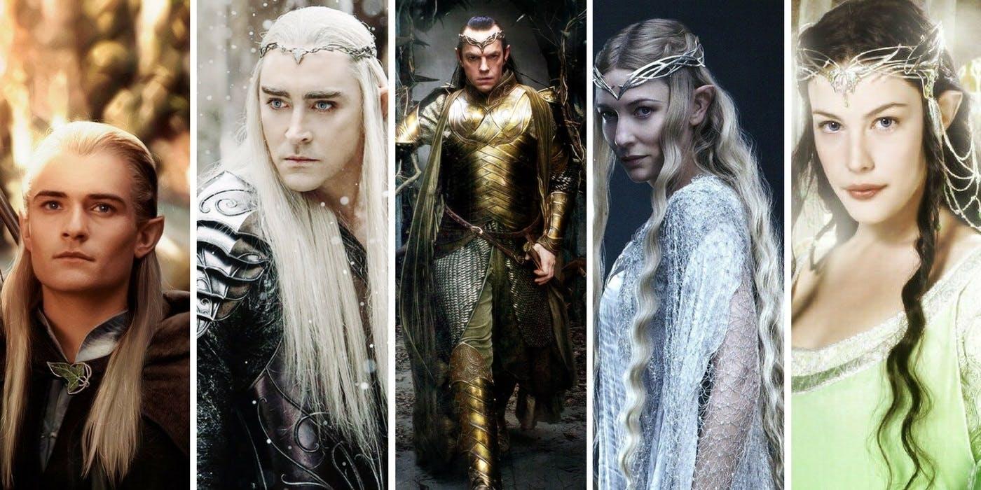 Come distinguere gli Elfi di Tolkien? Don't Panic! thumbnail