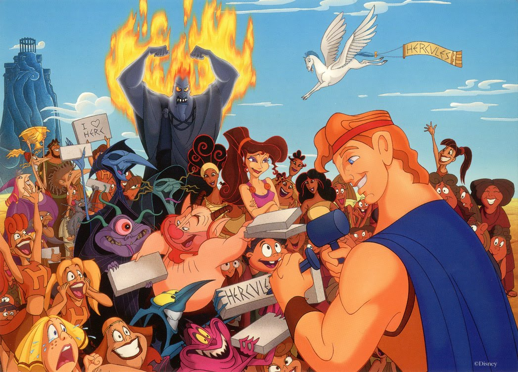 Disney pensa a un remake live-action di Hercules thumbnail