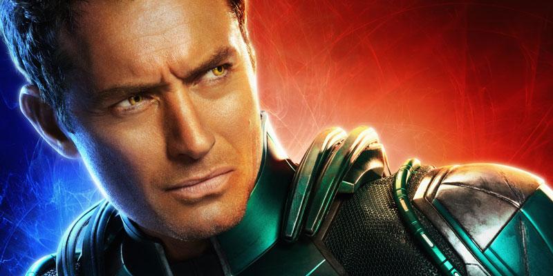 Captain Marvel: la Suprema Intelligenza di Yon-Rogg rivelata in una scena eliminata thumbnail