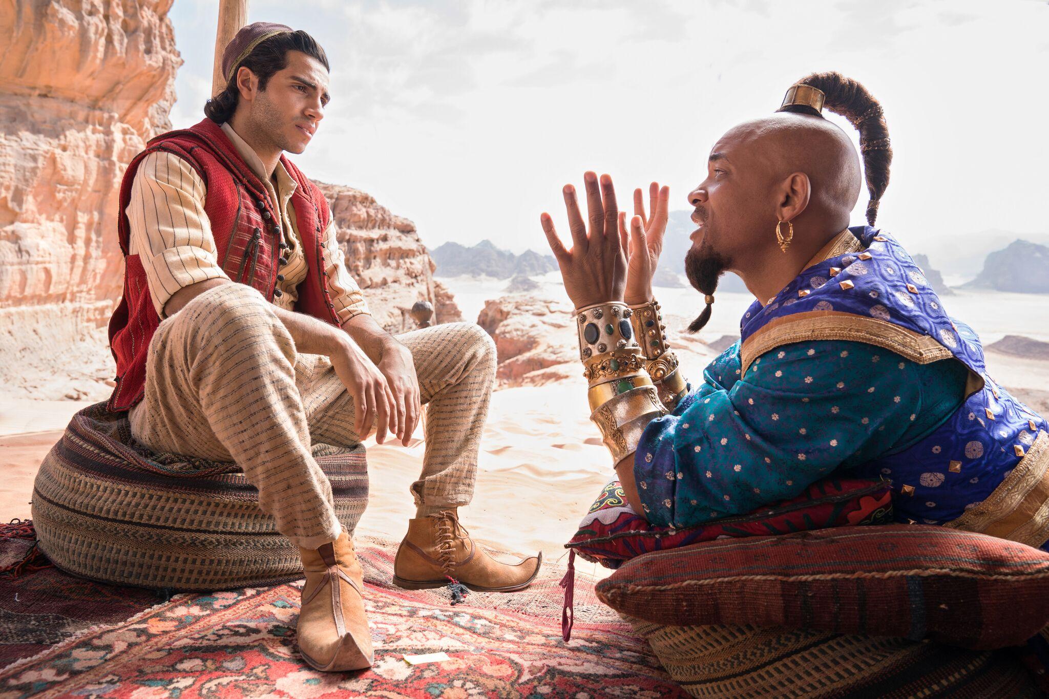 Aladdin 2: il sequel è ufficialmente in sviluppo thumbnail