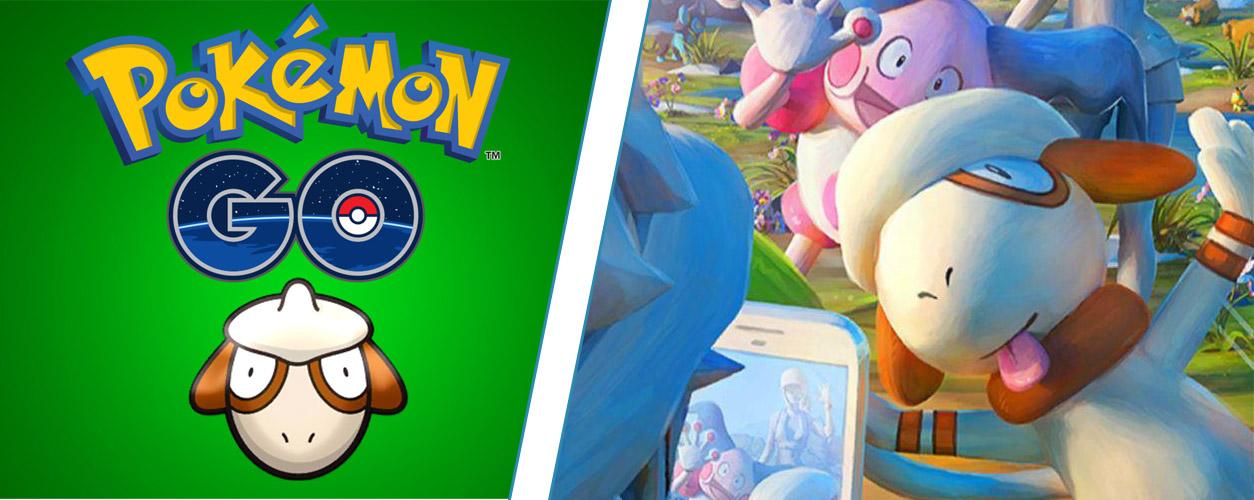 Come catturare Smeargle su Pokémon GO thumbnail