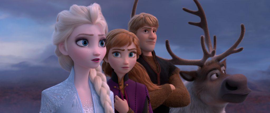 frozen 2 teaser trailer elsa anna kristoff sven