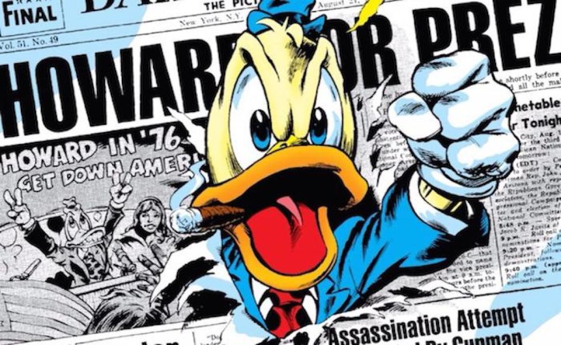 Howard the Duck: Kevin Smith parla della serie per Hulu thumbnail
