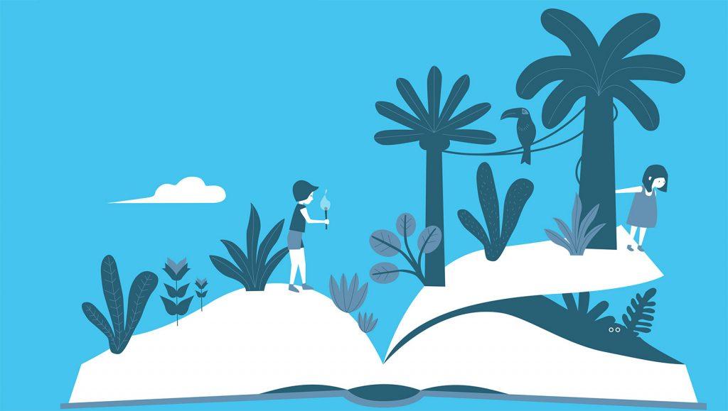 Nelle librerie LaFeltrinelli la mostra itinerante Nuvolette all'orizzonte thumbnail