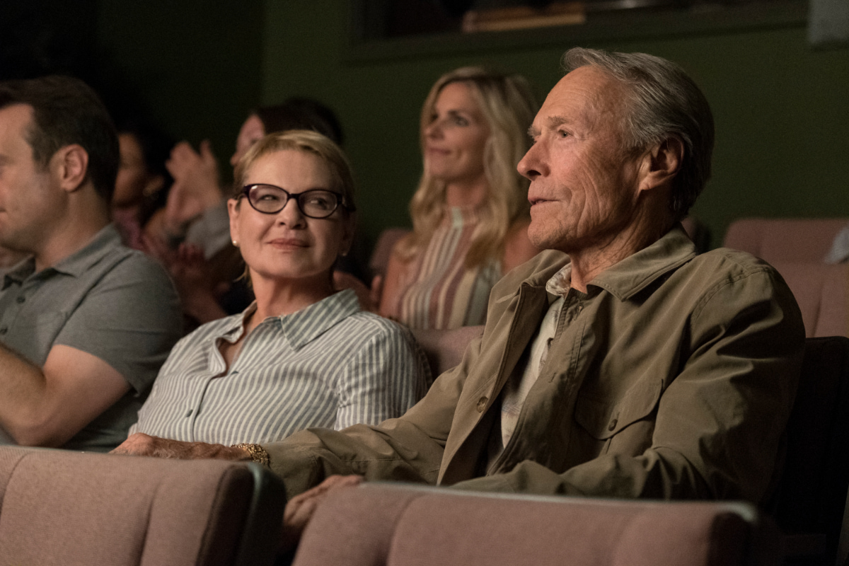 the mule il corriere eastwood recensione film west