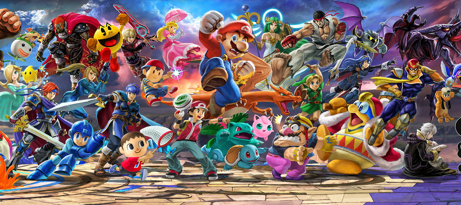 Super Smash Bros. Ultimate, in partenza il torneo Community Clash! thumbnail