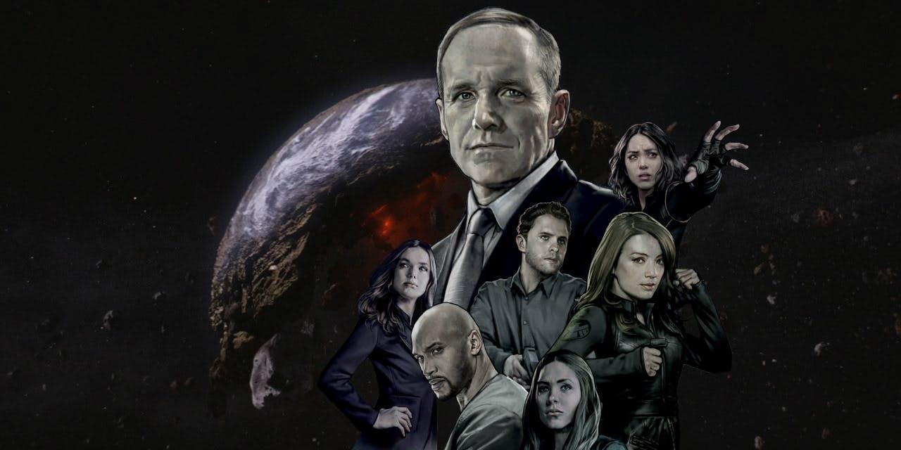 Agents of SHIELD: rivelato il nuovissimo poster thumbnail