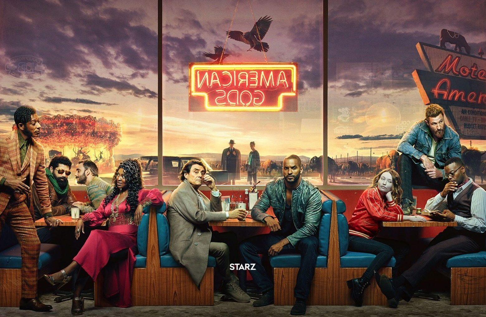 American Gods rinnovata per la terza stagione thumbnail