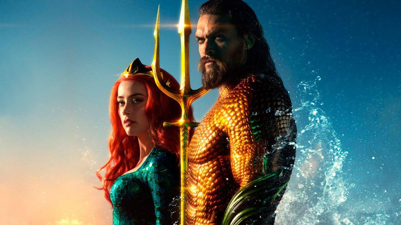 Aquaman: Jason Momoa con i capelli corti nella concept art thumbnail