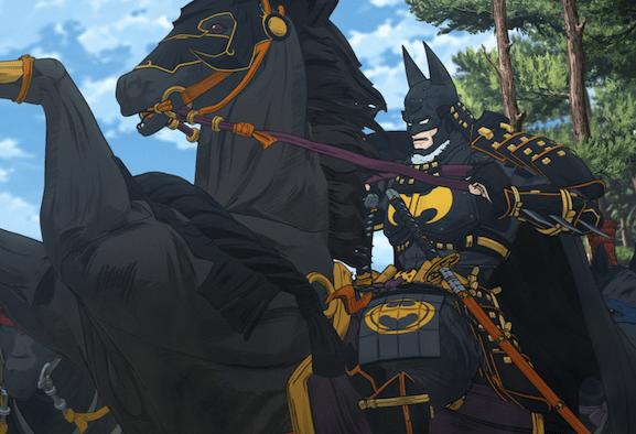 Il manga di Batman Ninja si concluderà a breve thumbnail