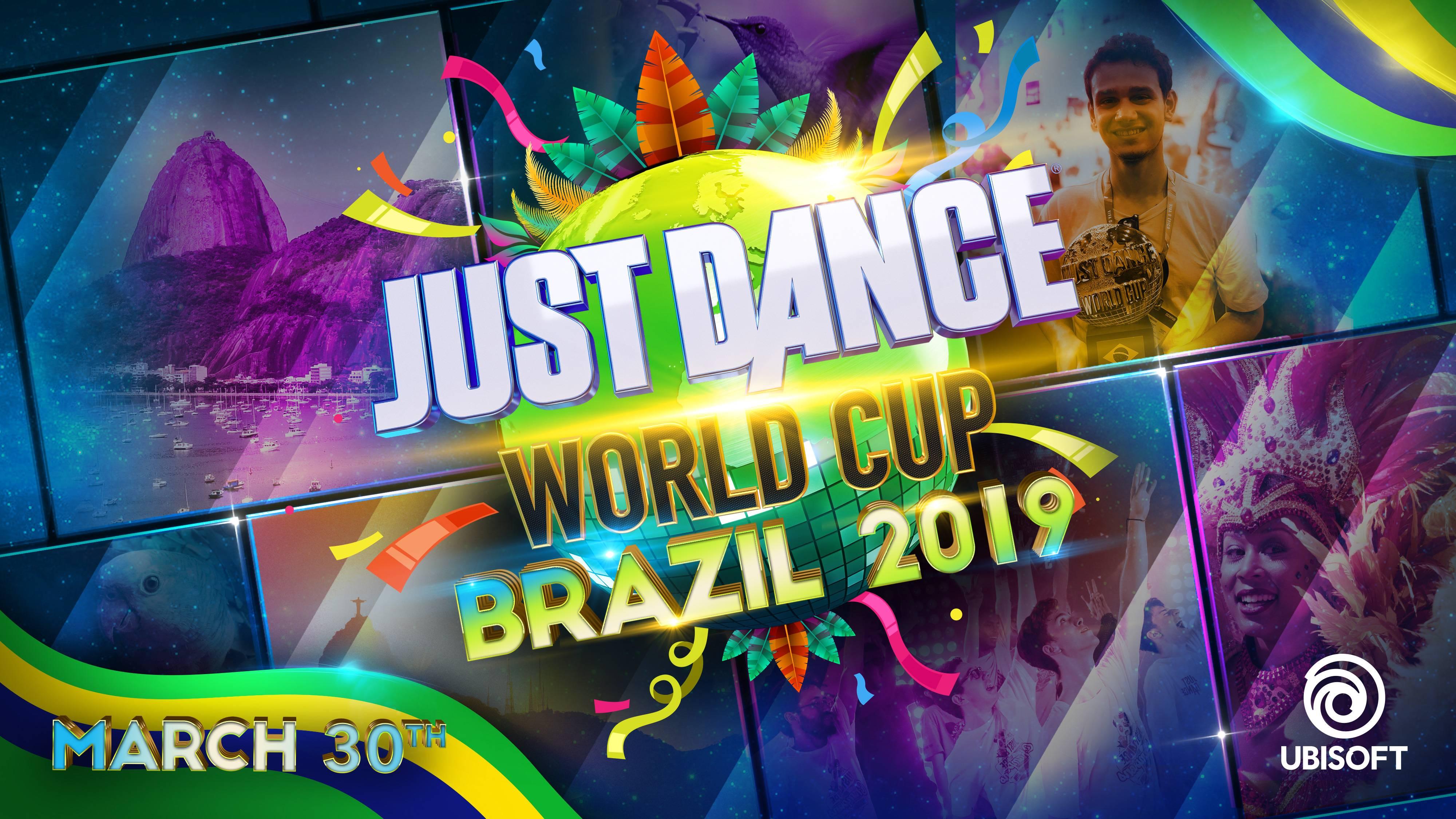 Campionato Mondiale 2019 di Just Dance in Brasile thumbnail