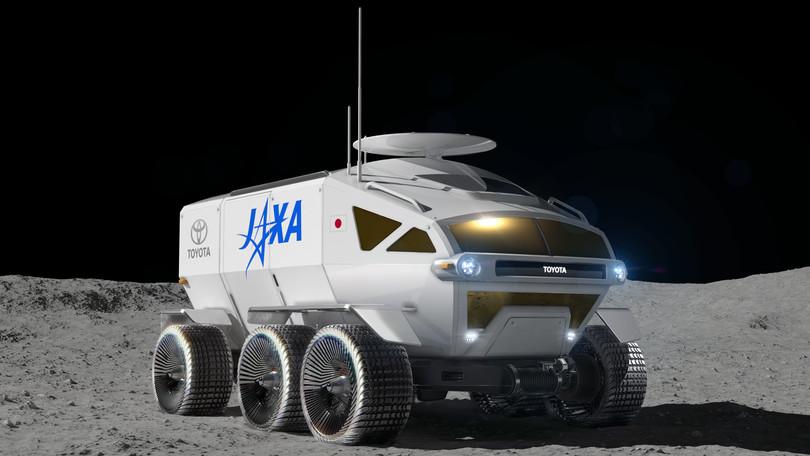 L'agenzia spaziale Giapponese e Toyota: insieme per la Luna thumbnail