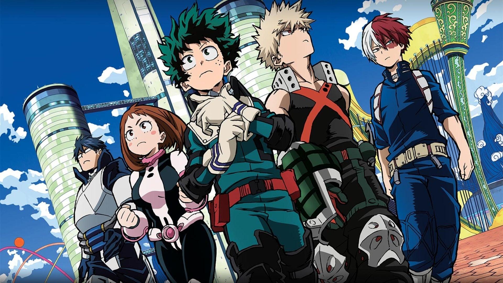 My Hero Academia: in produzione il secondo film thumbnail