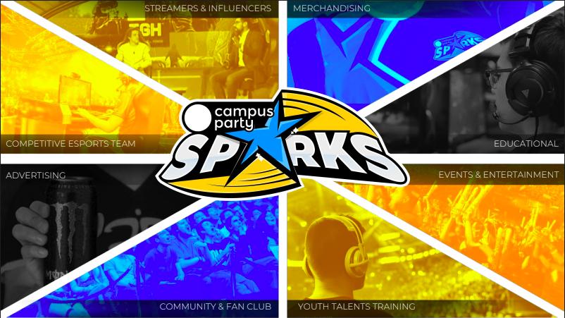 Campus Party Sparks: dove l'esport raggiunge il prossimo livello thumbnail