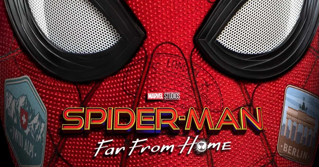 Spider-Man: Far From Home, il costume stealth al centro di due nuovi poster thumbnail